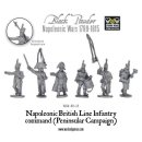 Napoleonic British Line Infantry command (Peninsular War)