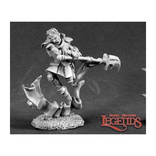 Torasin Karpheus, Dervish Warrior