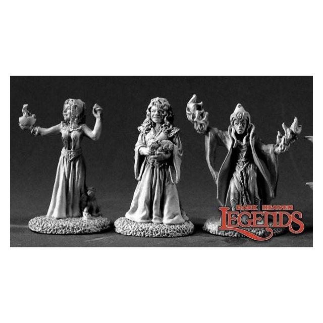 DHL Classics: Female Wizards