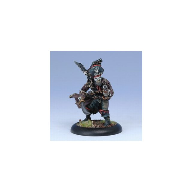 Cryx Captain Rengrave - Solo Blister