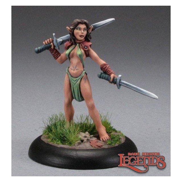 Anjanis, Elf Druid