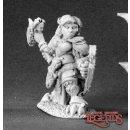 Nalila Goldhammer, Female Dwarf Paladin
