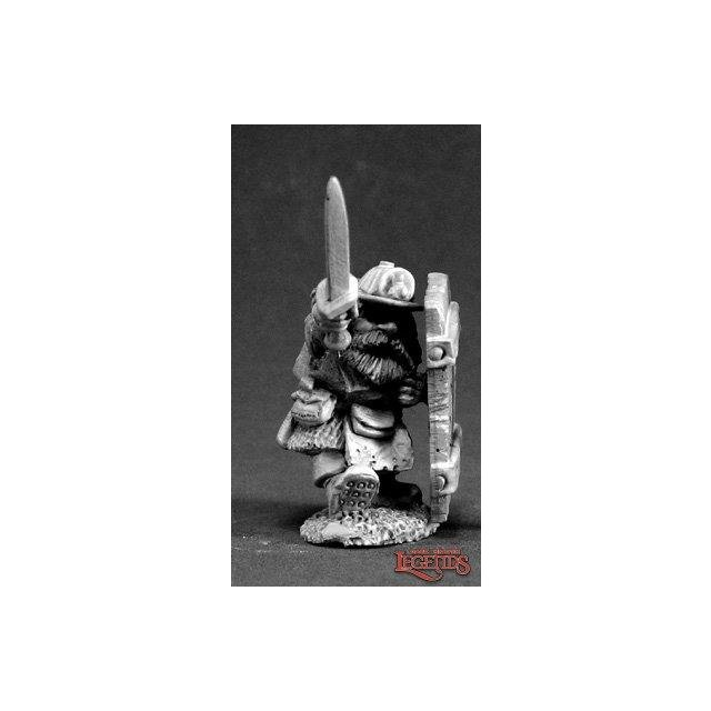 Cobb Blackbadger, Dwarf Miner