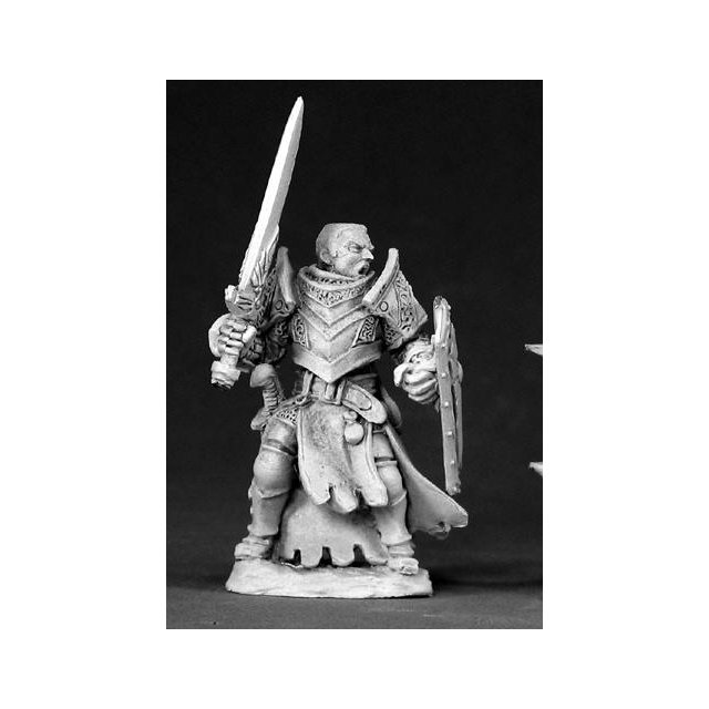 Dalton Krieg, Adventuring Knight