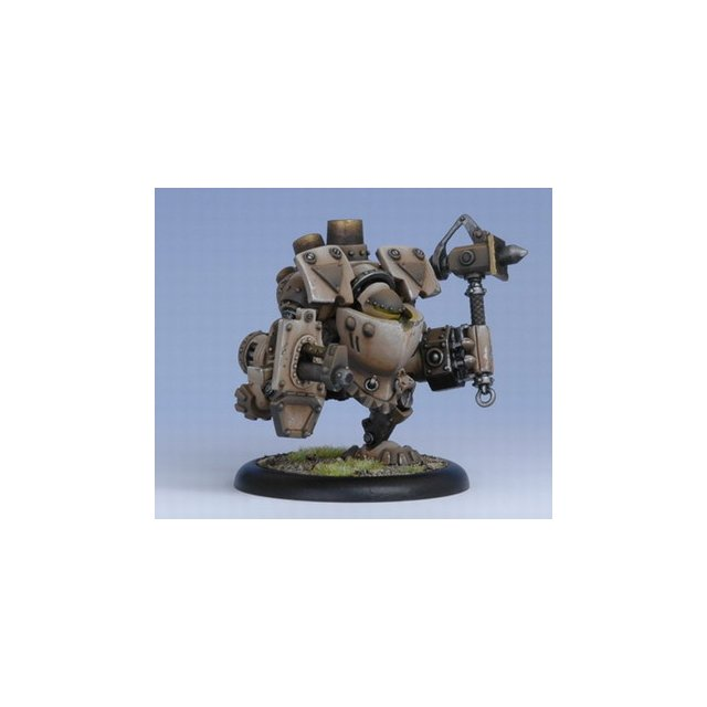 Mercenary Wroughthammer Rockram Heavy Warjack Box