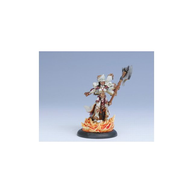 Protectorate Epic Warcaster - Feora, Protector o.t. Flame B.