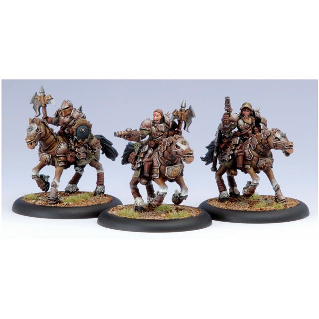 Steelhead Heavy Cavalry Unit Box (3 Models)