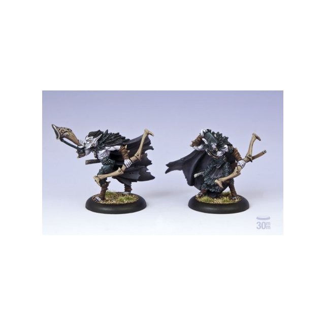 Legion Strider Officer & Muscian UA (2) Blister