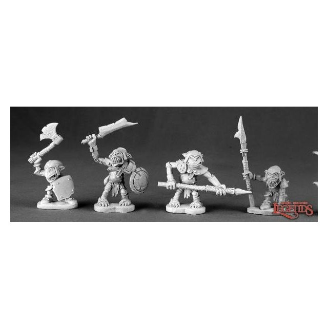 Goblin Warriors (4)
