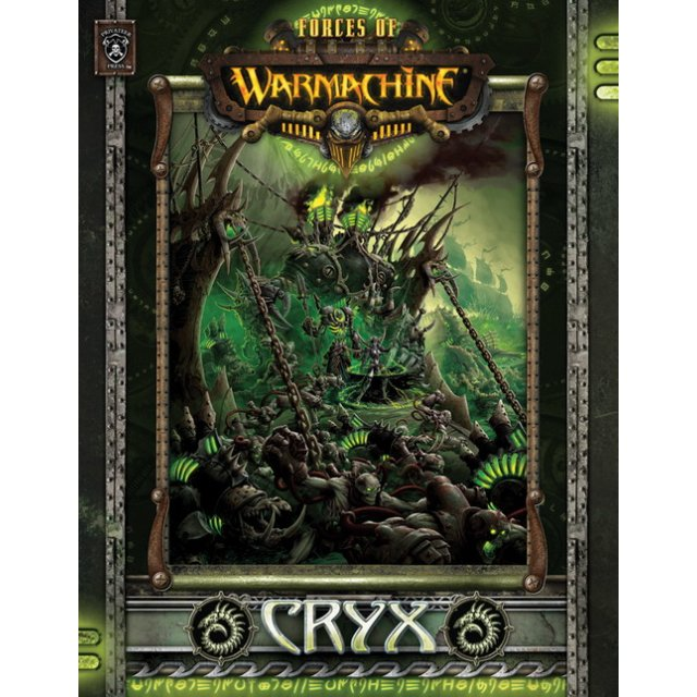 Forces of Warmachine: Cryx Softcover (engl.)