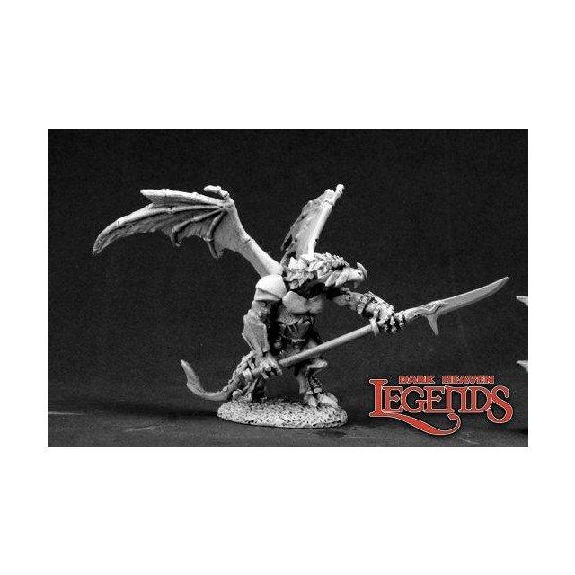 Khesh Blackscale, Dragonman