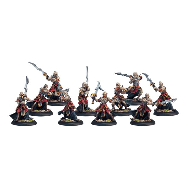 Skorne Nihilator Unit (10) Box