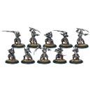 Legion Blighted Nyss Hex Hunter Unit Box