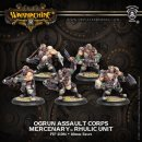 Mercenary Ogrun Assault Corps Unit (5) Box
