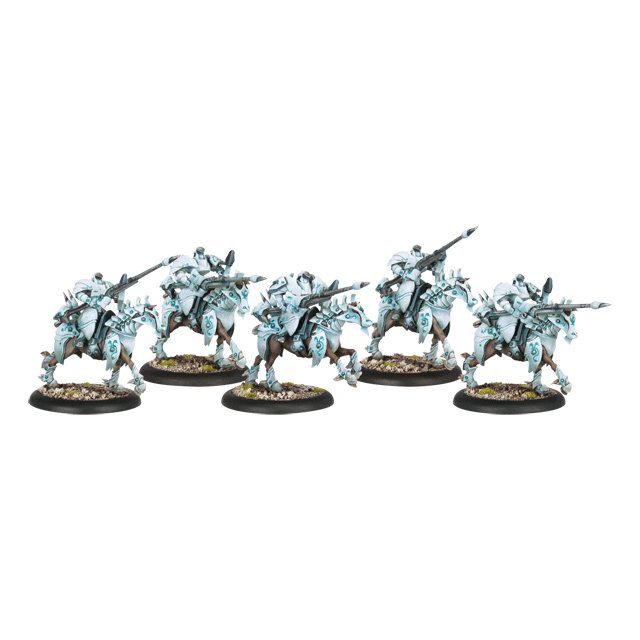 Retribution Dawnguard Destor Cavalry Unit (5) Box