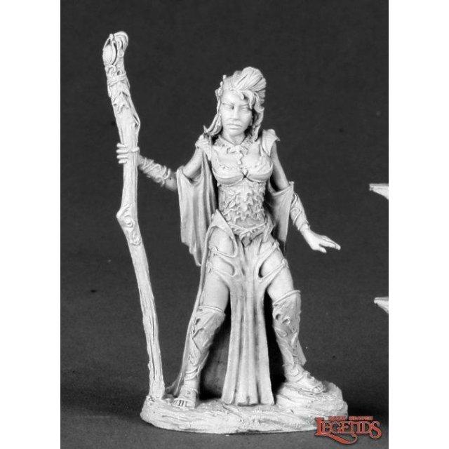 Autumn Bronzeleaf, Female Elf Wizard