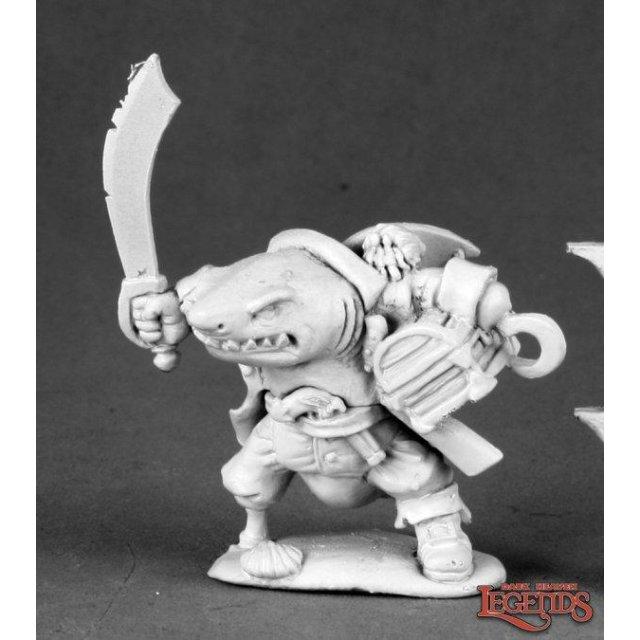 Rumscratch, Dwarf Wereshark