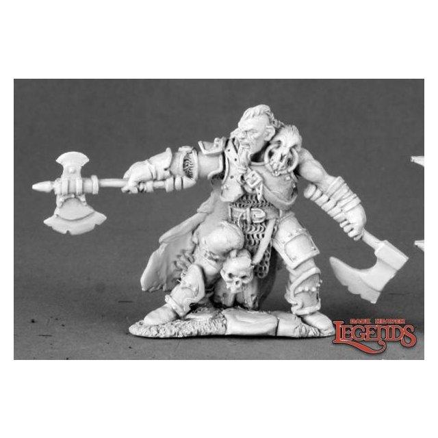Castrus Vile, Evil Warrior