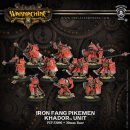 Khador Iron Fang Pikemen Unit Box (10)