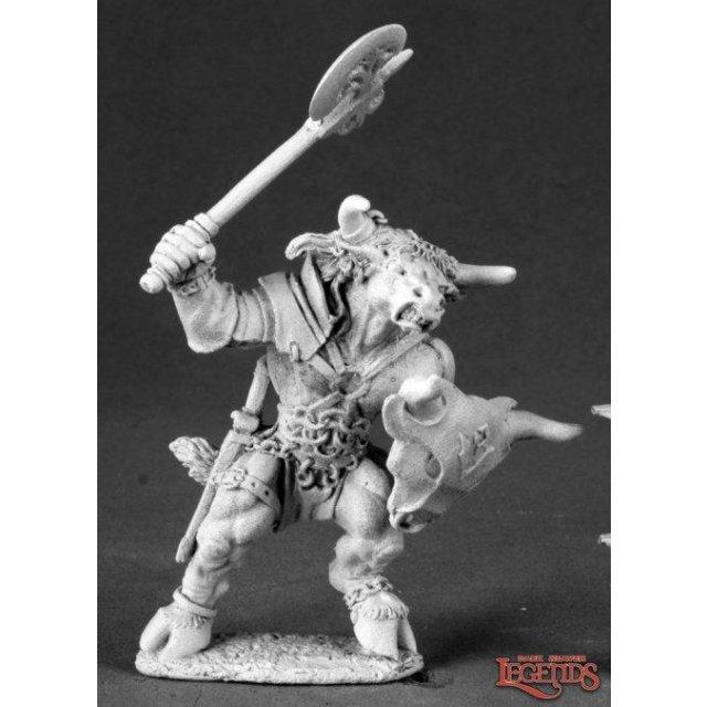 Tarsus, Minotaur Adventurer