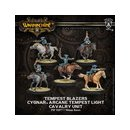 Cygnar Tempest Blazers Light Cavalry Unit (5) Box (plastic)