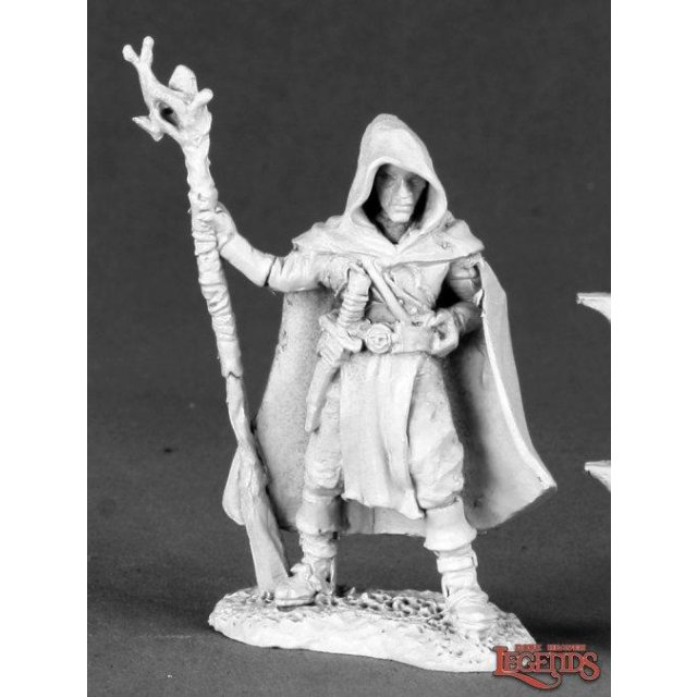 Karahl Farstep, Wizard