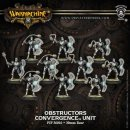 Cyriss Obstructors Unit Box (10) (plastic)