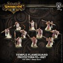 Protectorate Temple Flameguard (10) Unit Box (plastic)