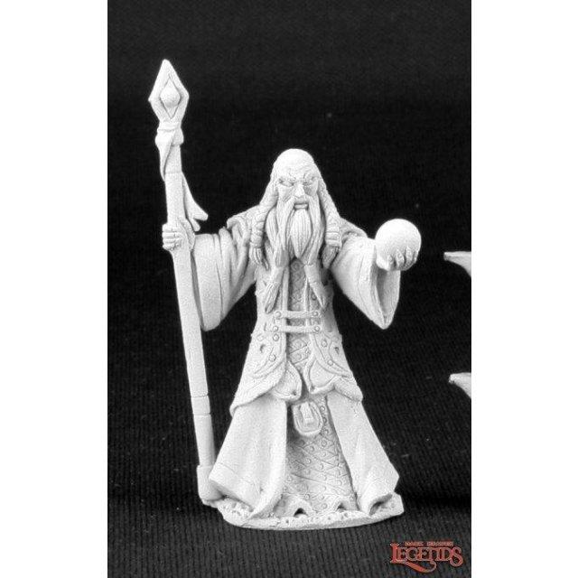 Thaddeus Graytower, Wizard