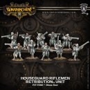 Retribution Houseguard Riflemen Unit (10) Box (plastic)