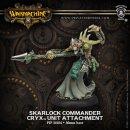 Cryx Warcaster - Skarlock Commander Blister