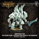 Retribution Imperatus Character Heavy Warjack Box (plastic)