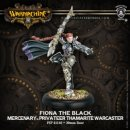 Mercenary Thamarite Warcaster Fiona the Black 2014