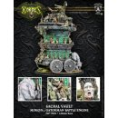 Minion Gatorman Sacral Vault Battle Engine (plastic)