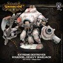Khador Warjack Extreme Destroyer (plastik)