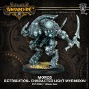 Retribution Moros Character Light Warjack Box (plastic)