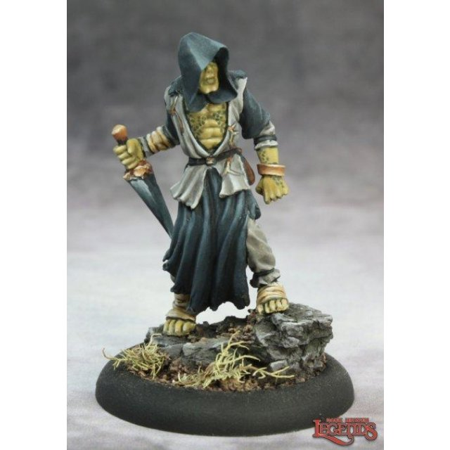 Elnith, Astral Reaver Monk