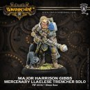 Mercenary Major Harrison Gibbs Llaelese Trencher Solo