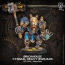 Cygnar Character Heavy Warjack Brickhouse (plastic)