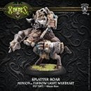 Minion Farrow Light Warbeast Splatter Boar (plastic)