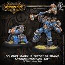 Colonel Markus Siege Brisbane (2) Cygnar Warcaster...