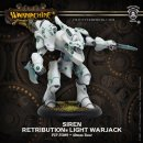 Retribution Siren RESINBlister Pack