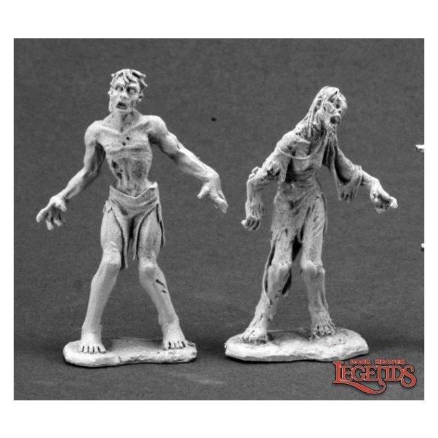 George & Gracie, Zombies (2)