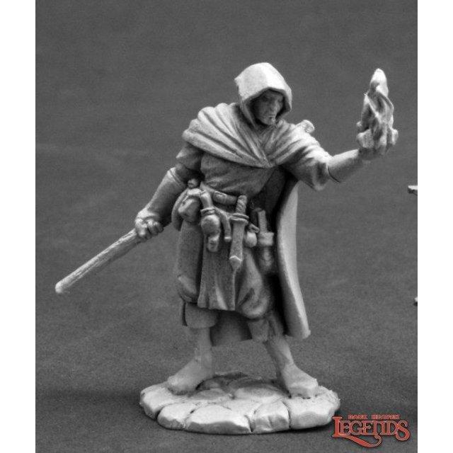 Ellus Mann, Wizard