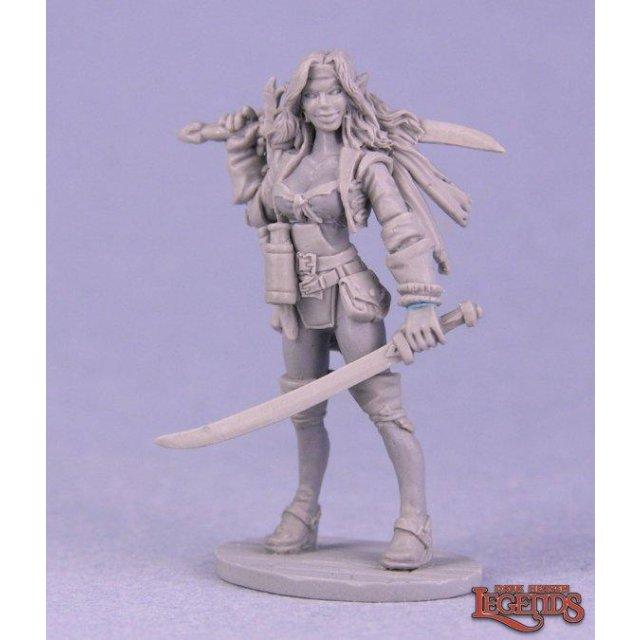 Finaela, Female Pirate