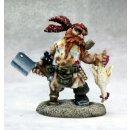 Gruff Grimecleaver, Dwarf Pirate Cook