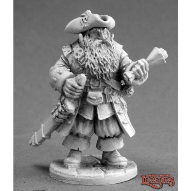 Barnabus Frost, Pirate Captain