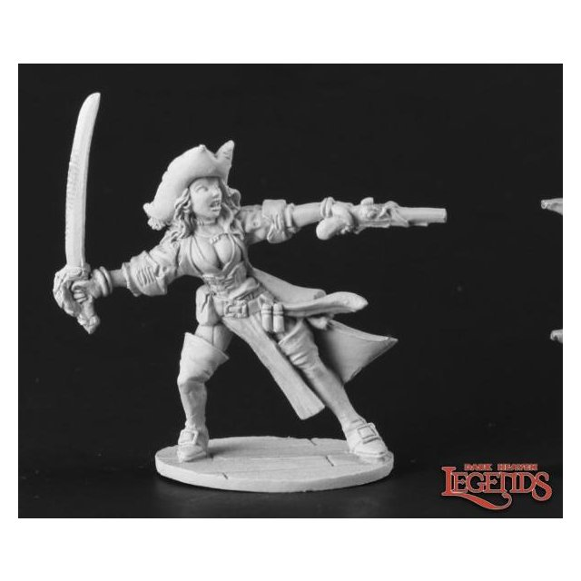 Elizabeth, Female Pirate Captain