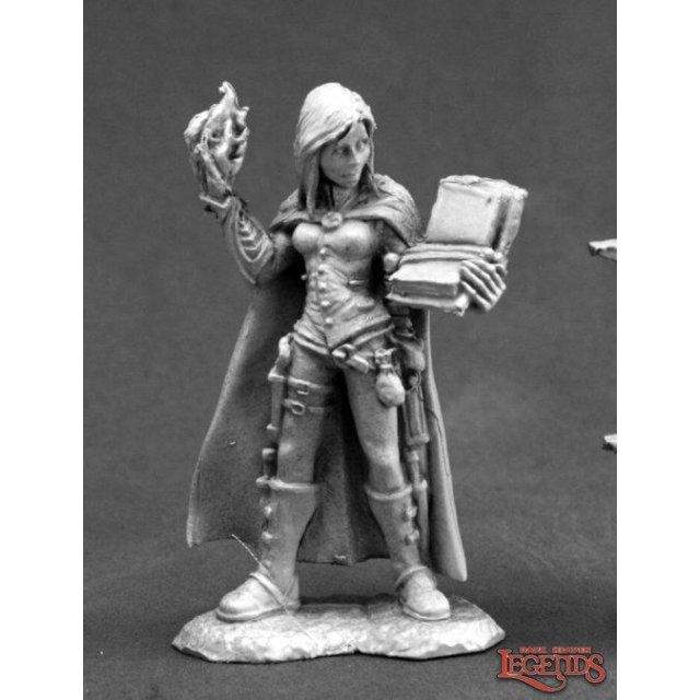 Nonalla Ellinad, Elf Wizard