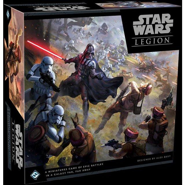 Star Wars: Legion - Grundspiel DEUTSCH